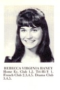 Becky Haney (Thomas)