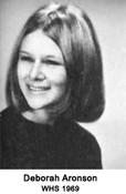 Deborah Elaine Aronson (Krohn)