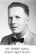 Robert McGill
