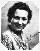 Ruth Van Voorhis (Landis)