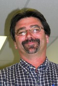 Brent Hawkey (Assistant Paper Mill Superintendent)