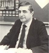Donald F Marshall (Math Department Chairman)