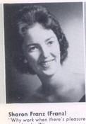 Sharon Franz (Krager)
