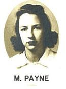 Mary Lean (Bebee) Payne (Inman)