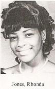 Rhonda Jones (Williams)
