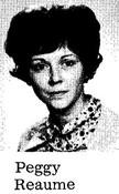 Peggy Reaume (Ackerman)