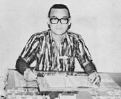 Mr Saturo Baliña (Usc-BHS)