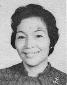Mrs Virginia Libron (Usc-GHS)