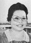 Mrs Ricarda Sanchez (Usc-GHS)
